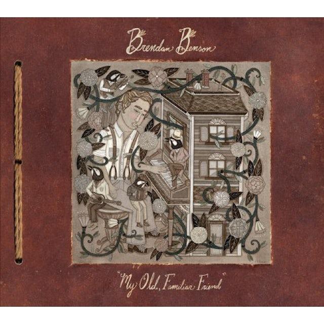 Brendan Benson MY OLD FAMILIAR FRIEND CD