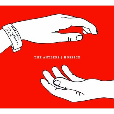Antlers HOSPICE CD