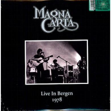 Magna Carta LIVE IN BERGEN (Vinyl)
