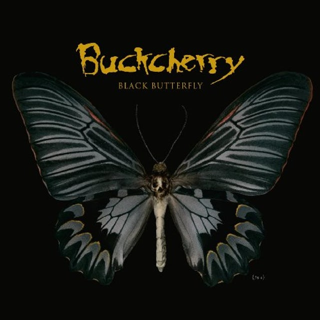 Buckcherry BLACK BUTTERFLY CD