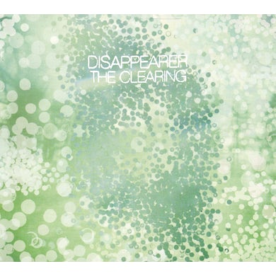 Disappearer CLEARING CD