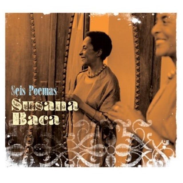 Susana Baca SEIS POEMAS CD
