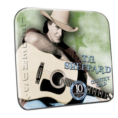 T.G. Sheppard COUNTRY GOLD CD