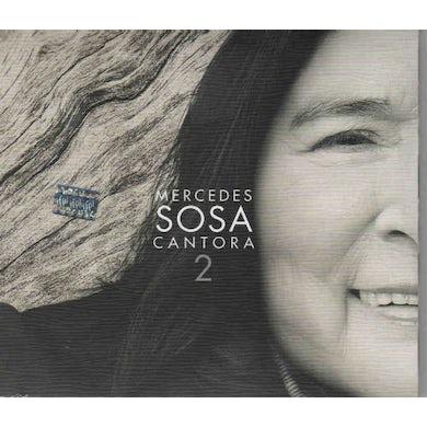 Mercedes Sosa CANTORA 2 CD