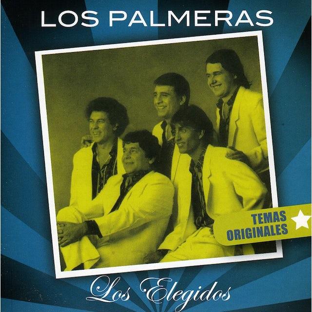 Los Palmeras LOS ELEGIDOS CD