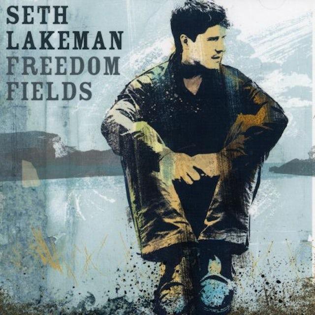 Seth Lakeman FREEDOM FIELDS CD