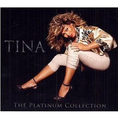 Tina Turner PLATINUM COLLECTION CD