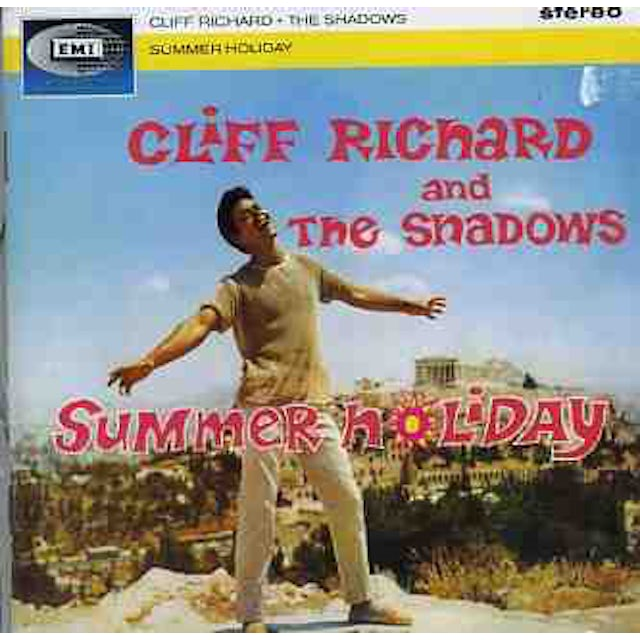 Cliff Richard / Shadows SUMMER HOLIDAY CD