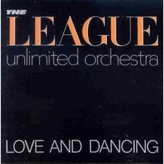 The Human League LOVE & DANCING CD