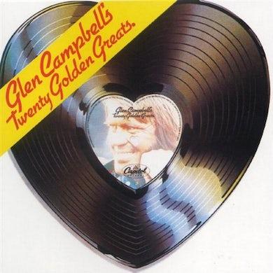 Glen Campbell 20 GOLDEN GREATS CD