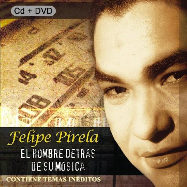 Felipe Pirela HOMBRE DETRAS DE SU MUSICA CD