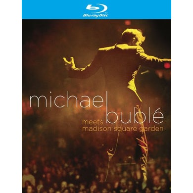 MICHAEL BUBLE MEETS MADISON SQUARE GARDEN Blu-ray