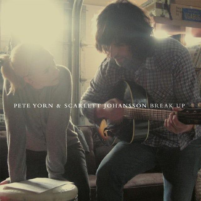 Pete Yorn / Scarlett Johansson BREAK UP Vinyl Record