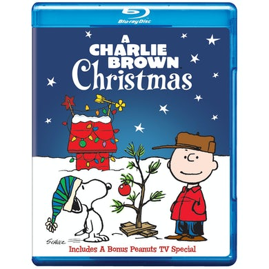 CHARLIE BROWN CHRISTMAS Blu-ray
