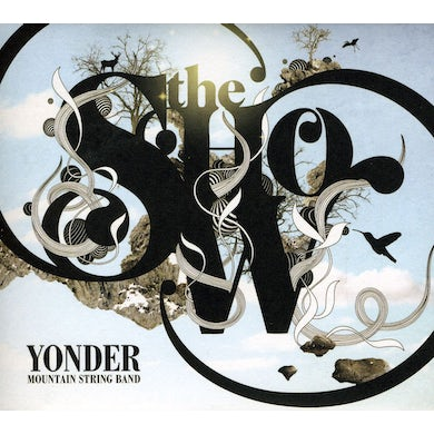 Yonder Mountain String Band SHOW CD