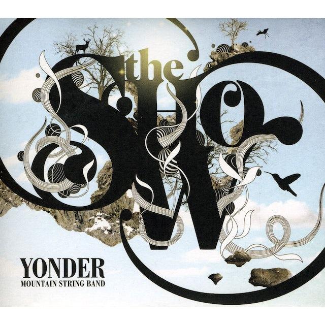Yonder Mountain String Band SHOW CD