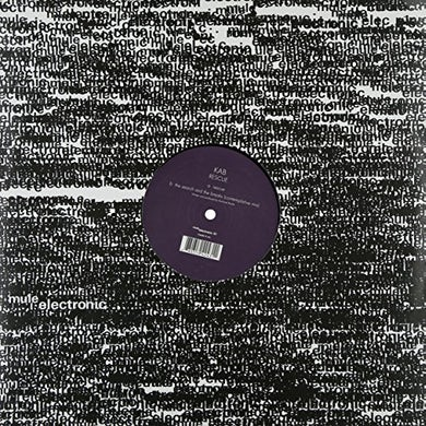 Kab RESCUE Vinyl Record