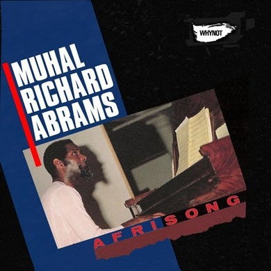 Muhal Richard Abrams AFRISONG CD