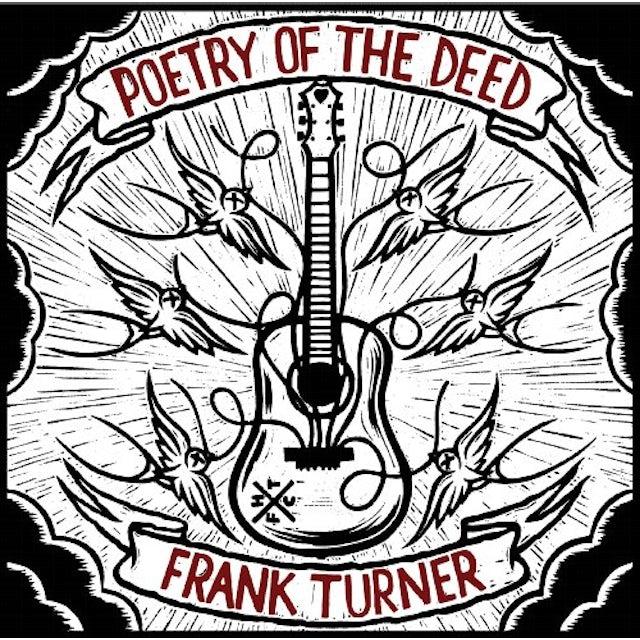 Frank Turner POETRY OF THE DEED CD