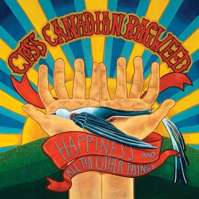 Cross Canadian Ragweed HAPPINESS & ALL THE OTHER THINGS Vinyl Record