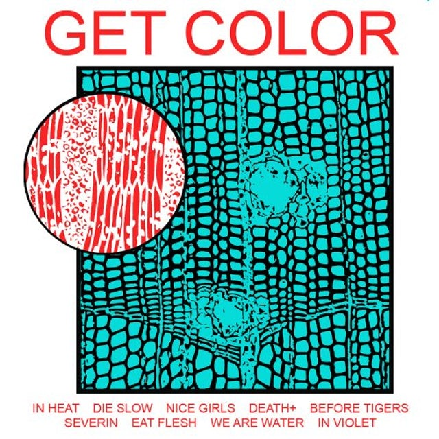 HEALTH GET COLOR CD