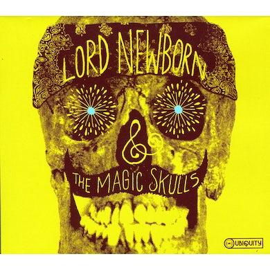 Lord Newborn & The Magic Skulls CD