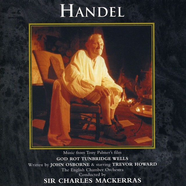 Handel GOD ROT TUNBRIDGE WELLS CD