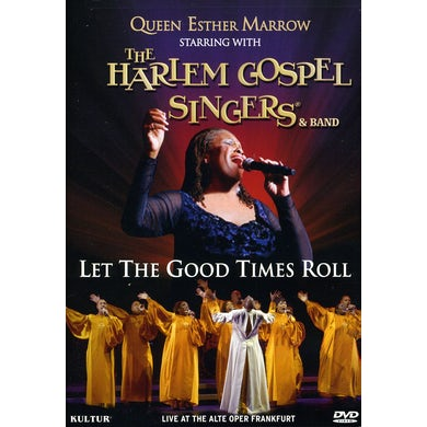 QUEEN ESTHER MARROW LET THE GOOD TIMES ROLL DVD