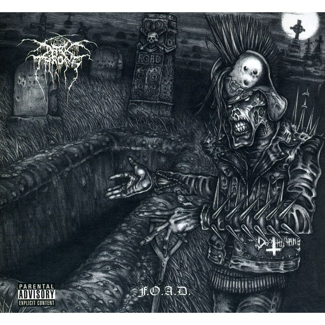 Darkthrone FOAD CD