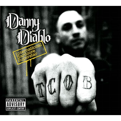 Danny Diablo INTERNATIONAL HARDCORE SUPERSTAR CD
