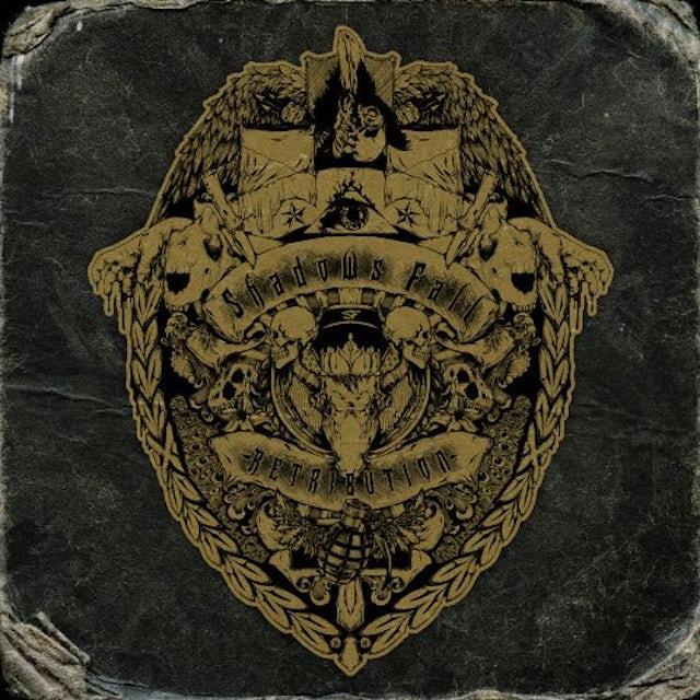 Shadows Fall RETRIBUTION CD