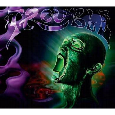 Trouble PLASTIC GREEN HEAD Vinyl Record