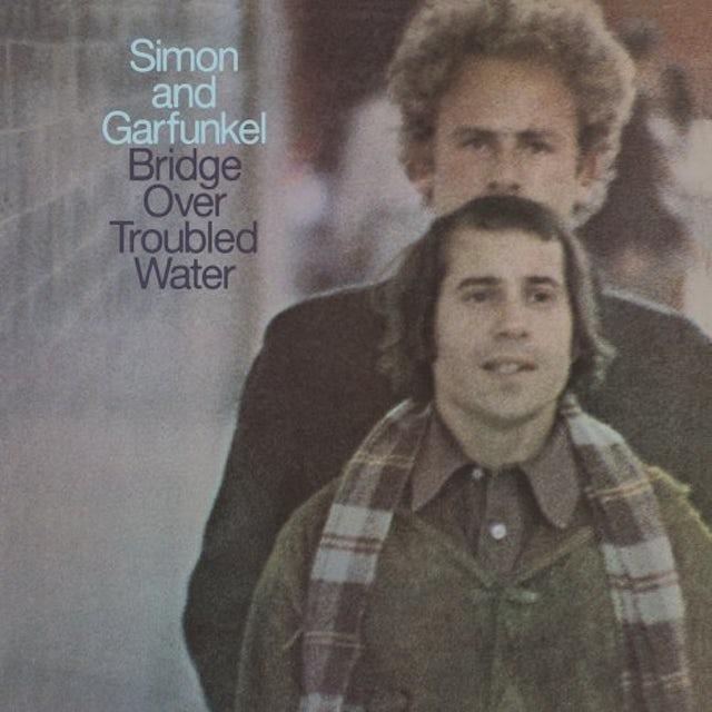 Simon & Garfunkel BRIDGE OVER TROUBLED WATER Vinyl Record
