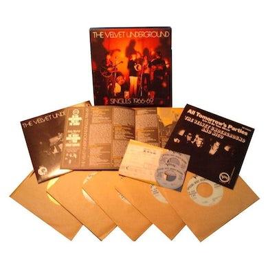 The Velvet Underground SINGLES 1966-69 Vinyl Record Box Set