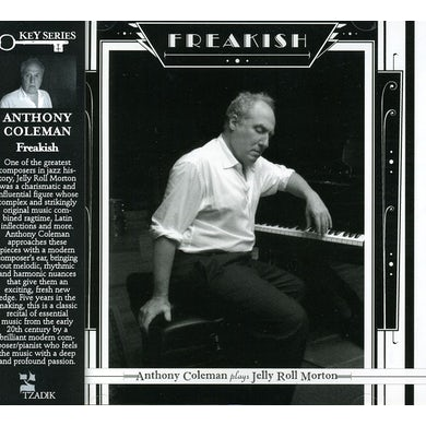 Anthony Coleman FREAKISH CD