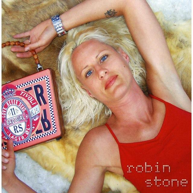Robin Stone BAD GIRL CD