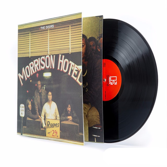 The Doors MORRISON HOTEL Vinyl Record