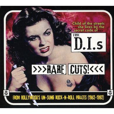 Dis RARE CUTS CD