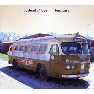 Buzz Cason BUSLOAD OF LOVE CD