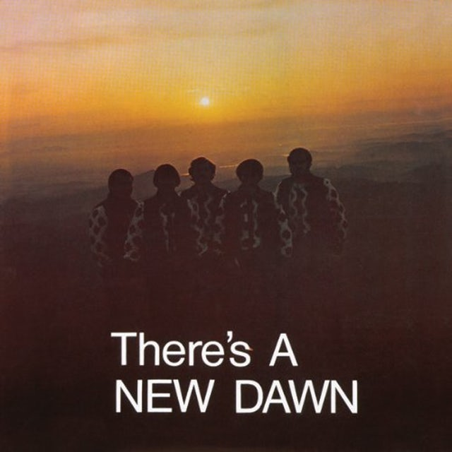 THERE'S A NEW DAWN CD