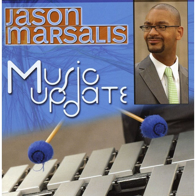 Jason Marsalis MUSIC UPDATE CD