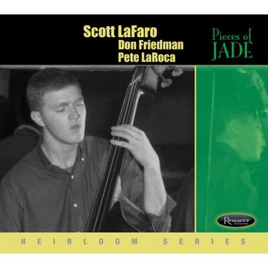 Scott LaFaro PIECES OF JADE CD