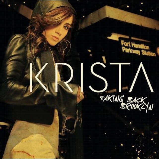 Krista TAKING BACK BROOKLYN CD
