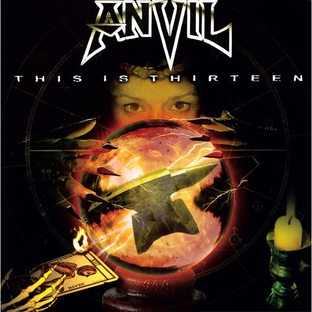 Anvil THIS IS THIRTEEN Vinyl Record