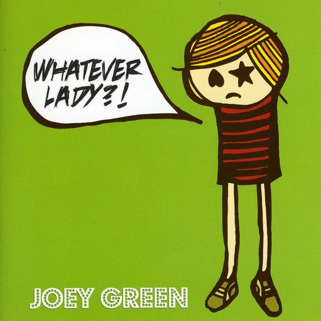 Joey Green WHATEVER LADY CD