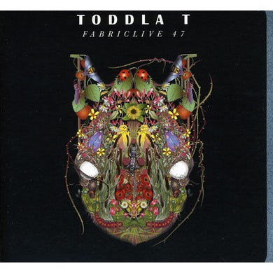 Toddla T FABRICLIVE 47 CD