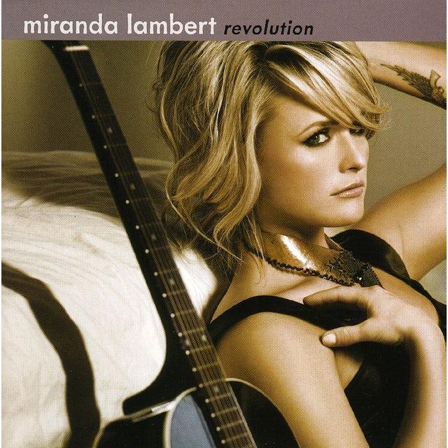 Miranda Lambert REVOLUTION CD
