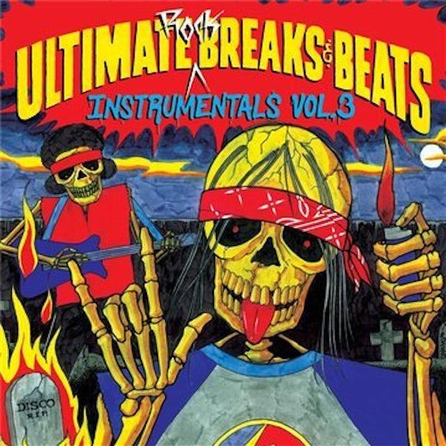 Ultimate Breaks & Beats: Instrumentals 3 / Various Vinyl Record