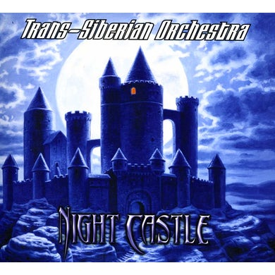 Trans-Siberian Orchestra NIGHT CASTLE CD