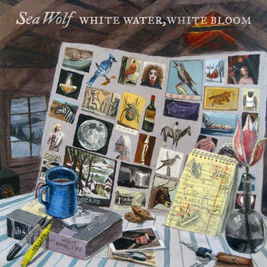 Sea Wolf WHITE WATER WHITE BLOOM CD